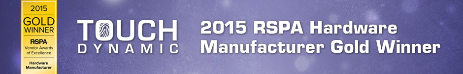 RSPA 2015 Gold Winner RSPA Vendor Awards of Excellence