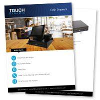 Cash Drawers Spec Sheet