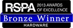 RSPA Bronze Winner 2013