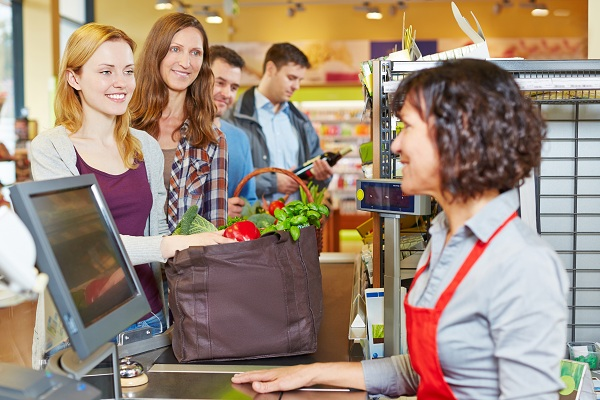 Image result for supermarket pos system