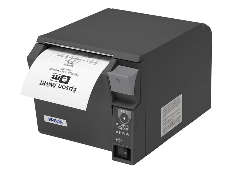impresora térmica de carga frontal