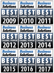 Business Solutions Awards
