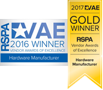 RSPA 2016 - 2017 Vendor Award