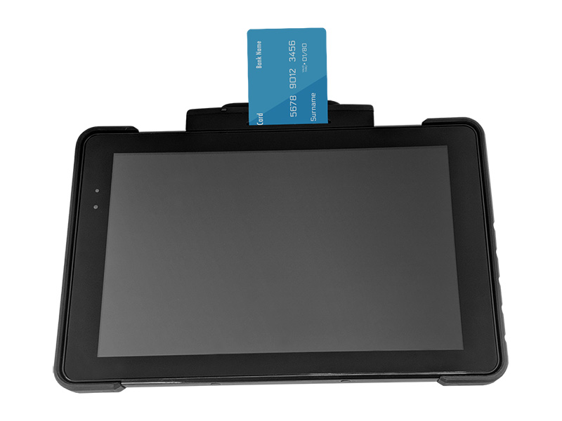 quest 3 tablet with credit card