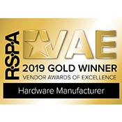 2019 RSPA fabricante de hardware de Oro Ganador