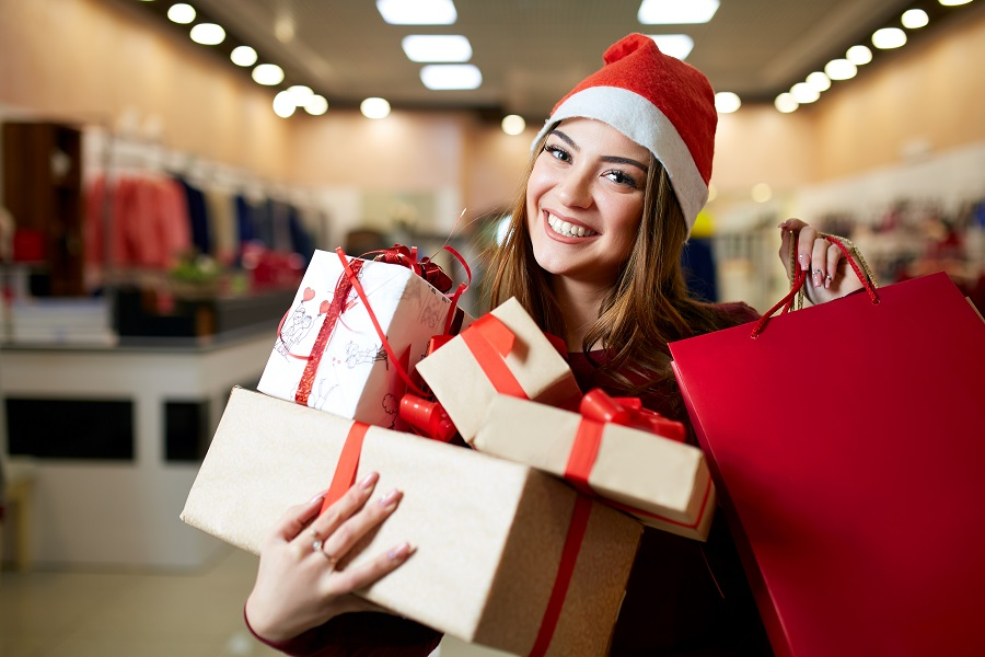 retail holiday forecast