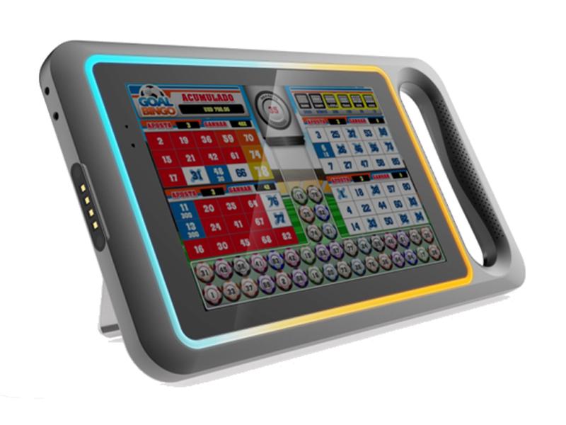 Casino Club Tablet